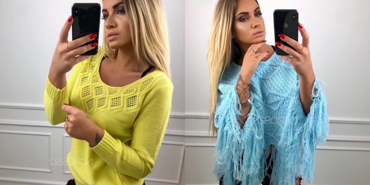 idealny sweter damski