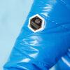 kurtka bomberka damska pikowana ze sciagaczem ingrosso niebieska (1)